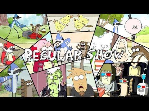 How Regular Show Saved Cartoon Network