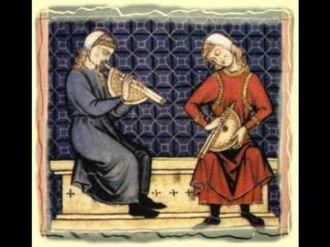 La bourrée des serfs - Musique médiévale :  Frédéric LAURENT