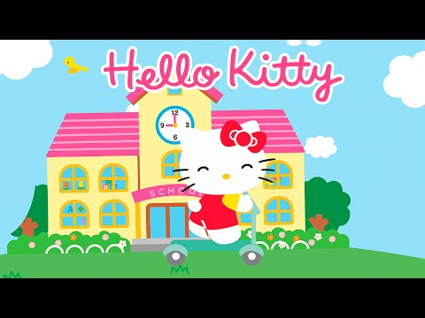 Hello Kitty: Educational Game - for GIRLS