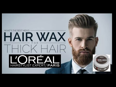 How to apply L 'Oreal Clay on hair
