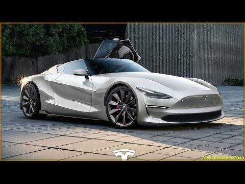 Tesla Roadster 2019 -  New 2019 Tesla Roadster  P100D Interior, Exterior & Reviews