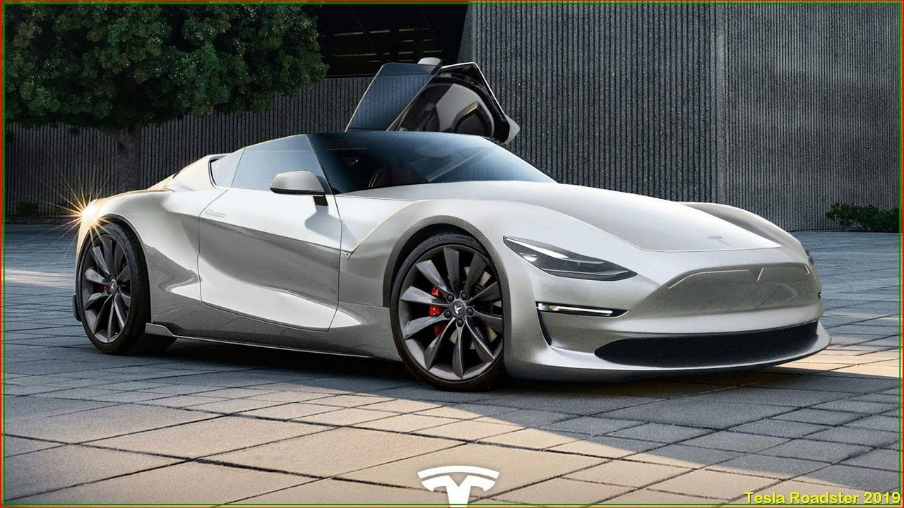 Tesla Roadster 2019   New 2019 Tesla Roadster P100D Interior, Exterior U0026  Reviews