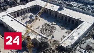 Цель - Дамаск: ПВО Сирии перехватила израильские ракеты - Россия 24