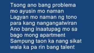 Parokya ni Edgar-Yes Yes Show Lyrics