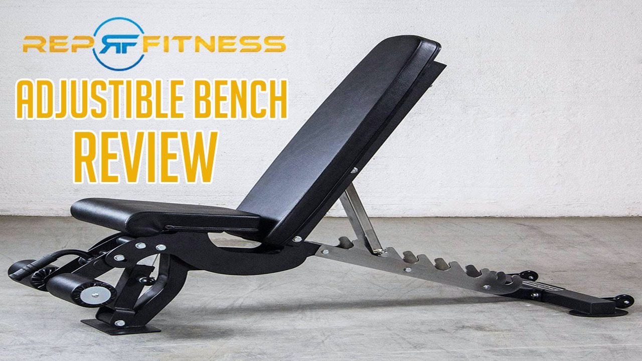 Rep Fitness Adjustable Bench Review Youtube