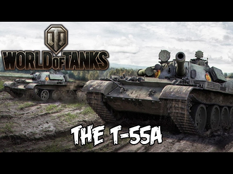 World of Tanks - The T-55A
