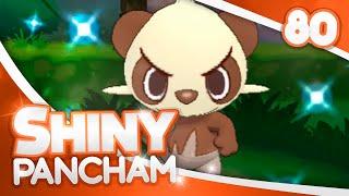 Pokemon [XY] Shiny Hunting - #80 - Poke Radar Chain of 5/6 SHINY PANCHAM!