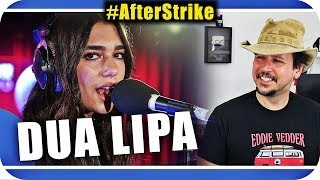 DUA LIPA - Love Yourself Justin Bieber Be The One Marcio Guerra Canto #AfterStrike
