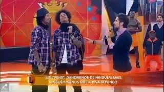 Les Twins: Legendarios Interview and performance