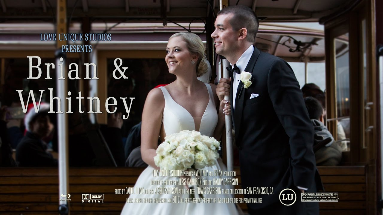 University Club San Francisco Wedding Video Highlights