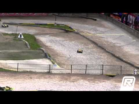 2011 EFRA 1/8th offroad Euros - A-main
