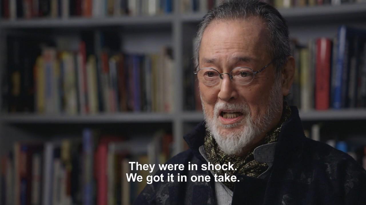Tatsuya Nakadai on Shooting SANJURO