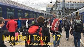 InterRail | Jugendreise | DJE | 2017 | Gemeinsam Europa entdecken!