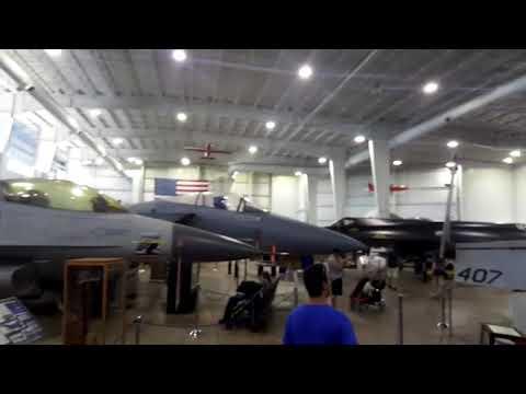 Airplane museum  Mobile Alabama,