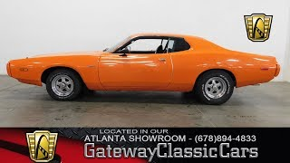 1973 Dodge Charger Gateway Classic Cars of Atlanta #804