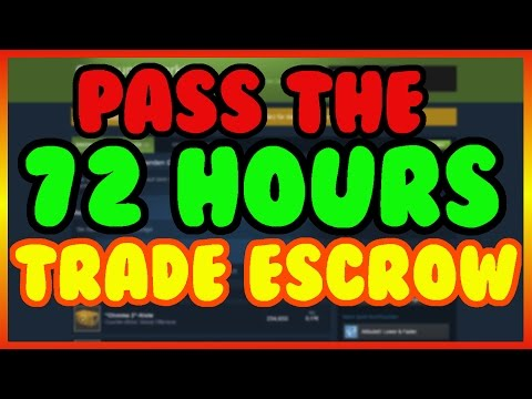 How to remove 72 Hours Steam Trade Hold/Escrow ➤ Handy Authentication 🤓🤓 [GERMAN]