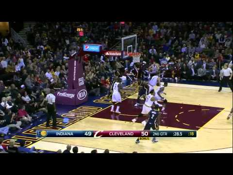 Indiana Pacers vs Cleveland Cavaliers | November 29, 2014 | NBA 2014-15 Season