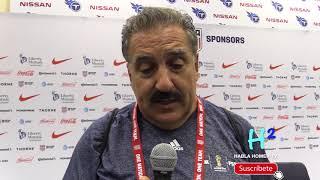 Fernando Fiore de Fox Sports HABLA DE LA SELECCION DE HONDURAS y Sus Desafíos para QATAR 2022!!!