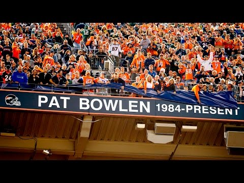 Broncos induct Denver Broncos owner Pat Bowlen into the Ring of Fame