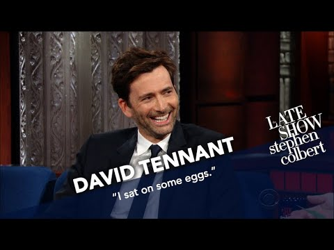Thumbnail: David Tennant Is Glad To See A Female Dr. Who