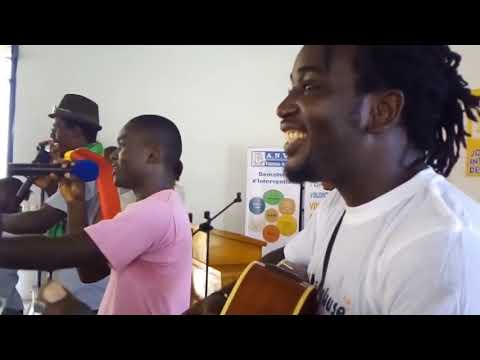 Guinea Conakry music Volontaire Bostape 1