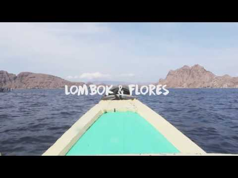 Solo travel Lombok Flores