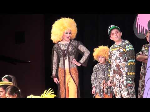 Seussical Jr. - Sour Kangaroo