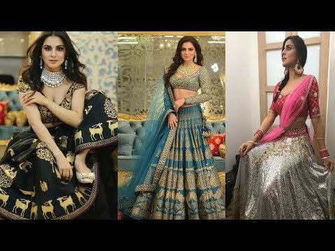 Beautiful Indian Wedding Outfit Ideas By Sharddha Arya (Preeta From Kundali Bhagya