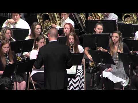 Marion KS High School Christmas Concert 2015