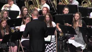 Marion KS High School Christmas Concert 2015