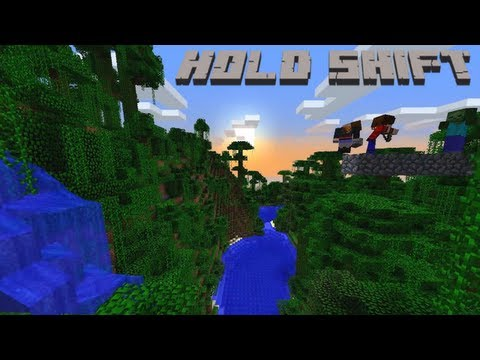 Hold Shift #1 - Make love not Minecraft