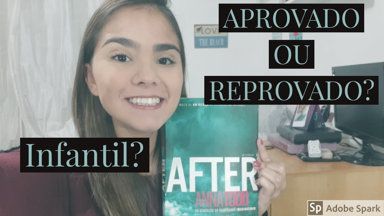 AFTER MOVIE | LIVRO VS FILME: O QUE ACHEI?! CRÍTICA COM SPOILERS - YouTube