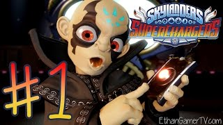 Skylanders SuperChargers (Chapter 1 - The Great Escape: Rescue your friends) | KID GAMING