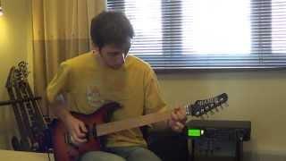 May Lian - Grief (Обучение игре на электрогитаре Guitar-Science.Ru)