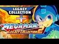 Mega Man Legacy Collection 1 + 2   Launch Trailer
