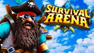 Cross Platform Tower Defense! - Survival Arena Gameplay - Iphone, Android, Windows