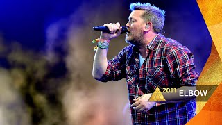 Elbow - One Day Like This (Glastonbury 2011)