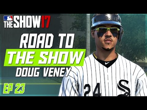 MLB THE SHOW 17 RTTS | BECOMING THE MVP FOR THE WHITE SOX! | EP 23