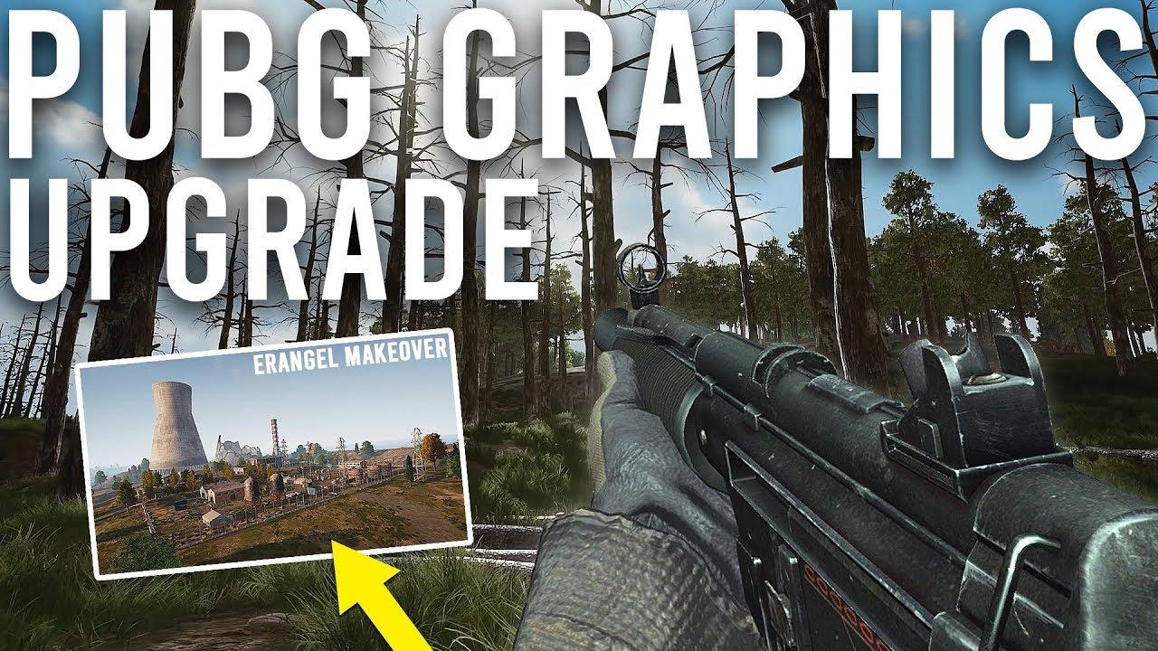 PUBG Graphics Upgrade + video