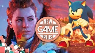 Horizon Zero Dawn: The Frozen Wilds, Sonic Forces und Oure | New Game Plus #69