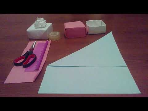 chapter 3 : how to make my cute origami box tutorial