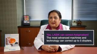 Can LASIK Correct Astigmatism?