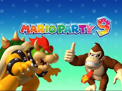 Bowser And Donkey Kong Playable In Mario Party 9 Youtube