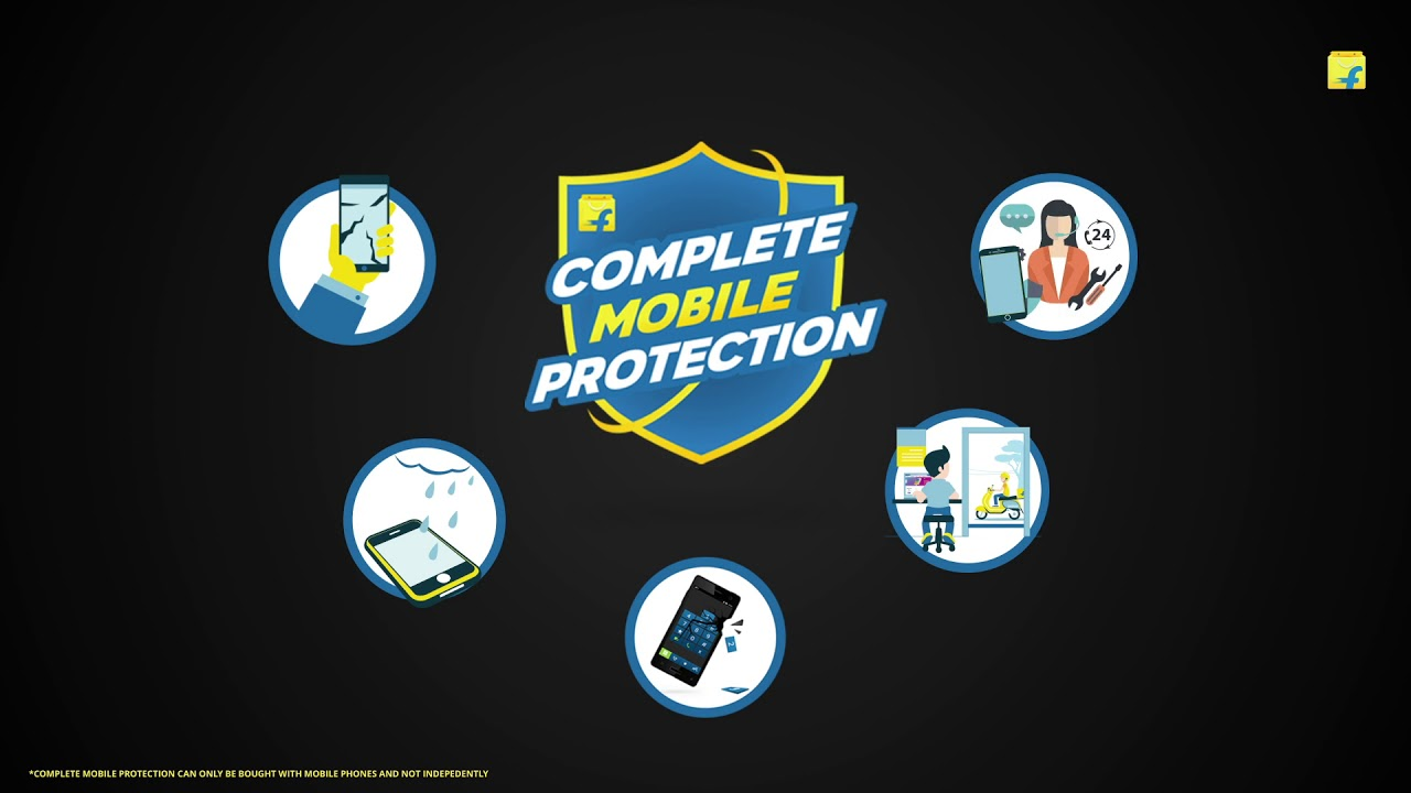 Flipkart Presents Complete Mobile Protection Plan!