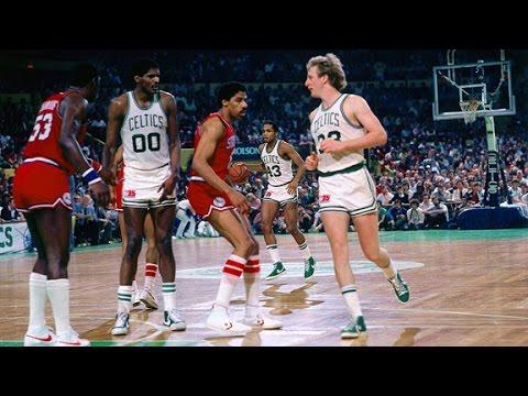 1981 NBA Champions - Boston Celtics - The Dynasty Renewed - Parte 1