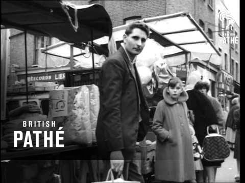 East End Market & Shops - Tracking (1960-1969)