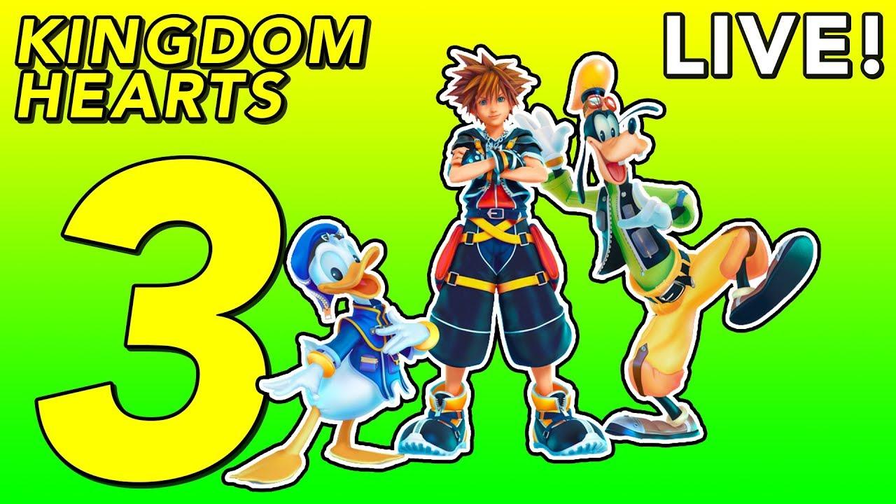 Kingdom Hearts III: The Kotaku Review