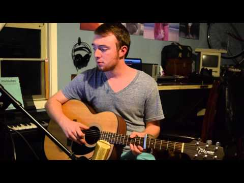 "Rod Stewart -""Maggie May"" Cory Logan (Acoustic Cover)"