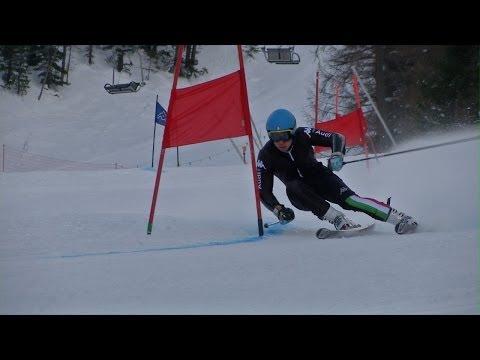 Monterosa Ski - Azzurri sulla Leonardo David