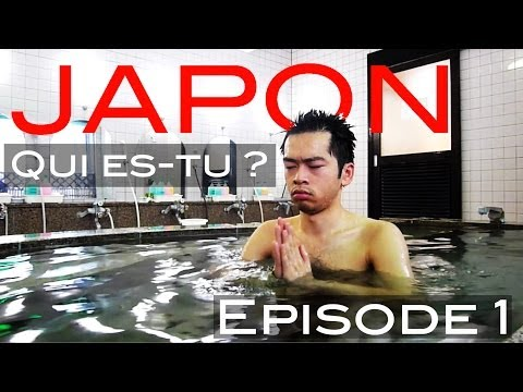 Dormir dans un Capsule Hôtel / Sentô - Documentaire JAPON, qui es-tu ? Saison 1 - épisode 1